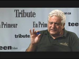 Michael Lerner (Life During Wartime) Interview Video Thumbnail
