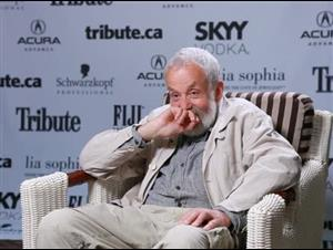 Mike Leigh (Another Year) Interview Video Thumbnail