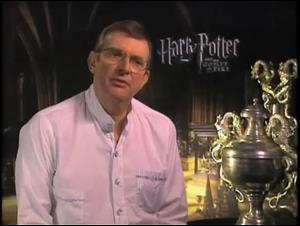 Mike Newell (Harry Potter and the Goblet of Fire) Interview Video Thumbnail