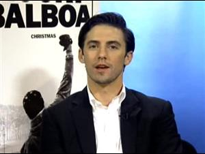 MILO VENTIMIGLIA (ROCKY BALBOA) Interview Video Thumbnail