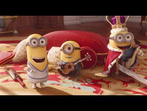 Minions Trailer Video Thumbnail