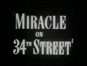 Miracle On 34Th St. Trailer Video Thumbnail