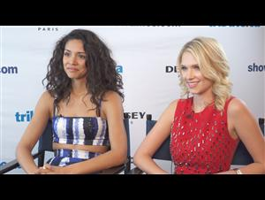 Miranda Rae Mayo & Claudia Lee - The Girl in the Photographs Interview Video Thumbnail
