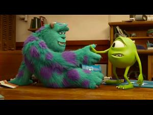 Monsters University Trailer Video Thumbnail