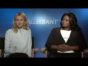 naomi-watts-octavia-spencer-interview-the-divergent-series-allegiant Video Thumbnail