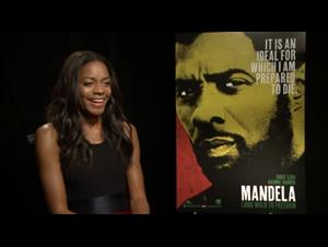 Naomie Harris (Mandela: Long Walk to Freedom) Interview Video Thumbnail