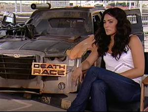 Natalie Martinez (Death Race) Interview Video Thumbnail
