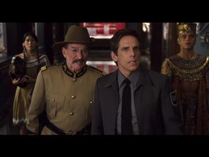 Night at the Museum: Secret of the Tomb Trailer Video Thumbnail