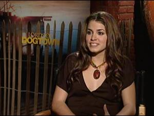 NIKKI REED - LORDS OF DOGTOWN Interview Video Thumbnail