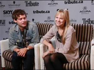 Oliver Ackland & Adelaide Clemens (Wasted on the Young) Interview Video Thumbnail
