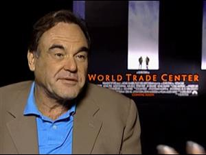 OLIVER STONE (WORLD TRADE CENTER) Interview Video Thumbnail