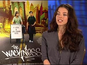 Olivia Thirlby (The Wackness) Interview Video Thumbnail