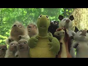 OVER THE HEDGE Trailer Video Thumbnail