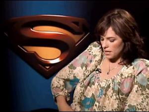 PARKER POSEY (SUPERMAN RETURNS) Interview Video Thumbnail