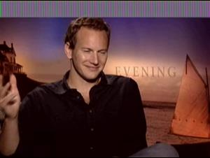 Patrick Wilson (Evening) Interview Video Thumbnail