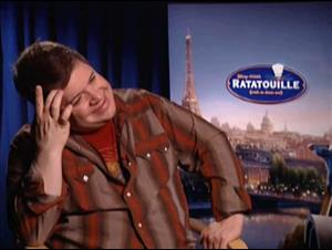 Patton Oswalt (Ratatouille) Interview Video Thumbnail