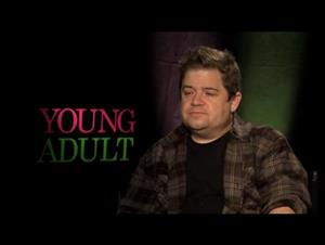 Patton Oswalt (Young Adult) Interview Video Thumbnail