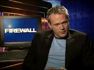 PAUL BETTANY (FIREWALL) Interview Video Thumbnail