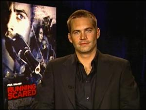 PAUL WALKER (RUNNING SCARED) Interview Video Thumbnail