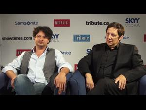 Pedro Pires & Robert Lepage (Triptych) Interview Video Thumbnail
