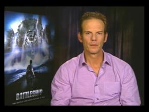Peter Berg (Battleship) Interview Video Thumbnail