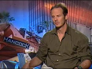 Peter Berg (Hancock) Interview Video Thumbnail