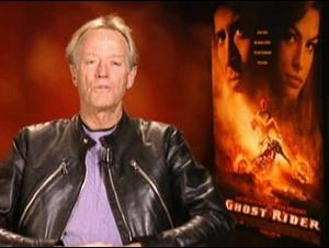 PETER FONDA (GHOST RIDER) Interview Video Thumbnail