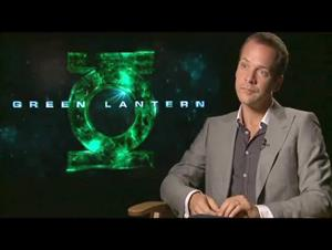 Peter Sarsgaard (Green Lantern) Interview Video Thumbnail