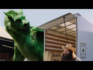 "Pete's Dragon mockumentary ""Behind The Wings"" Video Thumbnail"