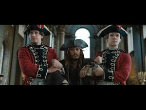 Pirates of the Caribbean: On Stranger Tides Trailer Video Thumbnail