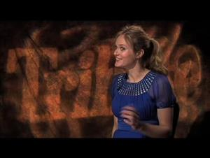 Rachel Blanchard (Adoration) Interview Video Thumbnail