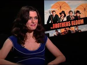 Rachel Weisz (The Brothers Bloom) Interview Video Thumbnail