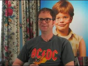Rainn Wilson (The Rocker) Interview Video Thumbnail