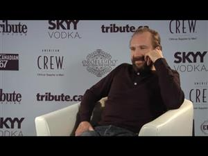 Ralph Fiennes (Coriolanus) Interview Video Thumbnail