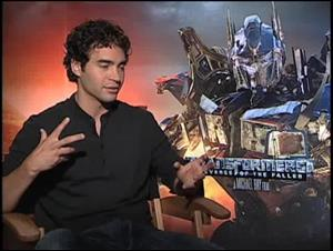 ramon-rodriguez-transformers-revenge-of-the-fallen Video Thumbnail