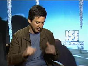 RAY ROMANO (ICE AGE: THE MELTDOWN) Interview Video Thumbnail