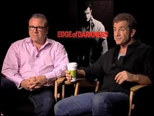 Ray Winstone & Mel Gibson (Edge of Darkness) Interview Video Thumbnail