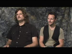 Reginald Harkema & Ryan Robbins (Leslie, My Name is Evil) Interview Video Thumbnail