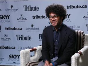 Richard Ayoade (Submarine) Interview Video Thumbnail