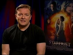 Ricky Gervais (Stardust) Interview Video Thumbnail
