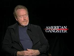 Ridley Scott (American Gangster) Interview Video Thumbnail