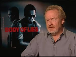 Ridley Scott (Body of Lies) Interview Video Thumbnail