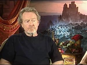 RIDLEY SCOTT - KINGDOM OF HEAVEN Interview Video Thumbnail