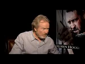 Ridley Scott (Robin Hood) Interview Video Thumbnail