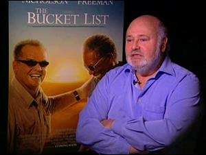 Rob Reiner (The Bucket List) Interview Video Thumbnail