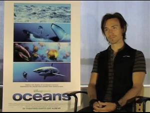Rob Stewart (Oceans) Interview Video Thumbnail