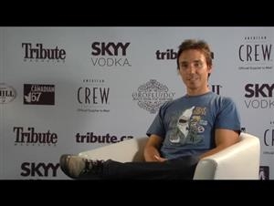 Rob Stewart (Sharkwater/United Conservationists) Interview Video Thumbnail