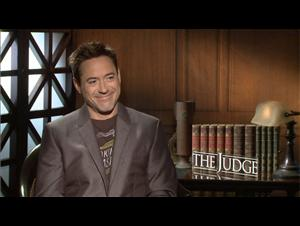 Robert Downey Jr. (The Judge) Interview Video Thumbnail