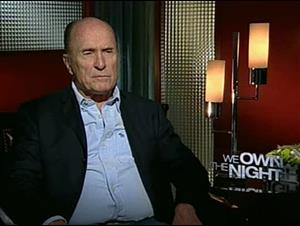 Robert Duvall (We Own the Night) Interview Video Thumbnail