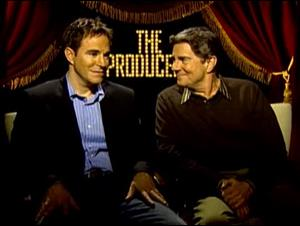 ROGER BART & GARY BEACH (THE PRODUCERS) Interview Video Thumbnail